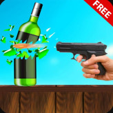 Sniper Bottle Shooting Game